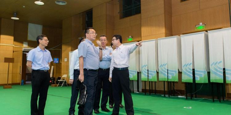 CAEAL visitou assembleias de voto. Foto: GCS