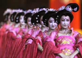 As mulheres Tang do Renascimento Chinês