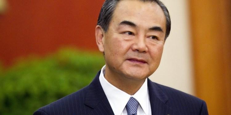 Wang Yi, responsável pela diplomacia chinesa