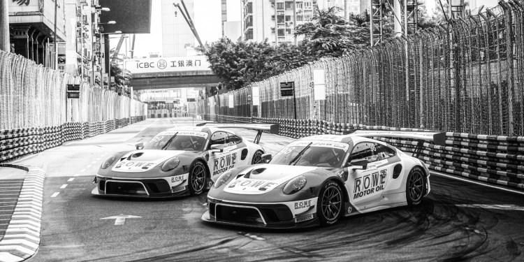 ROWE RACING Macau 2019