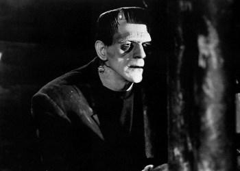 Frankenstein (1931) Directed by James Whale Shown: Boris Karloff