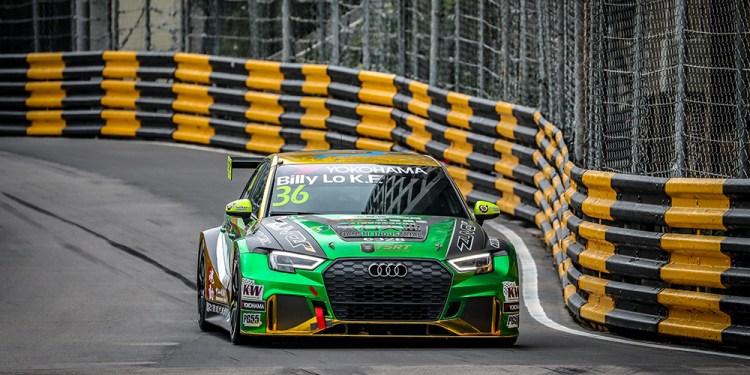Audi RS 3 LMS #36 (TSRT Zuver Team), Billy Lo