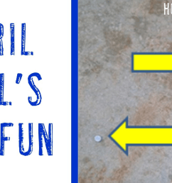 PHEW! April Fool's Day falls on Sunday this year!! - Hojo's Teaching [ 806 x 1536 Pixel ]