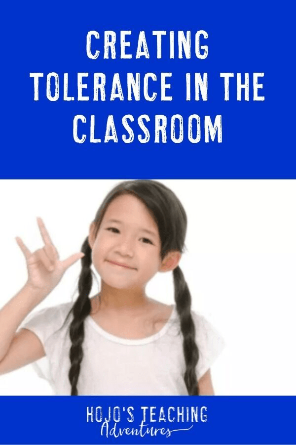 Are you a teacher looking at creating tolerance in the classroom? Then you're going to LOVE this simple activity! Just spent 30 minutes at the beginning of the year, and you'll have a more tolerant, caring classroom all year long! This will work great with your 2nd, 3rd, 4th, 5th, or 6th grade students! Use it during back to school season or any time of year to foster student relationships with one another! (second, third, fourth, fifth, sixth graders, community, positive, good character)
