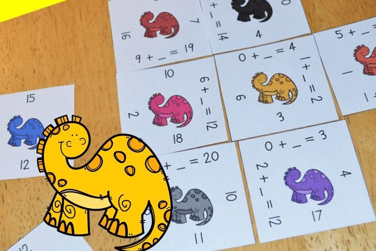 Magic Square Math Games — to end the year with your sanity!