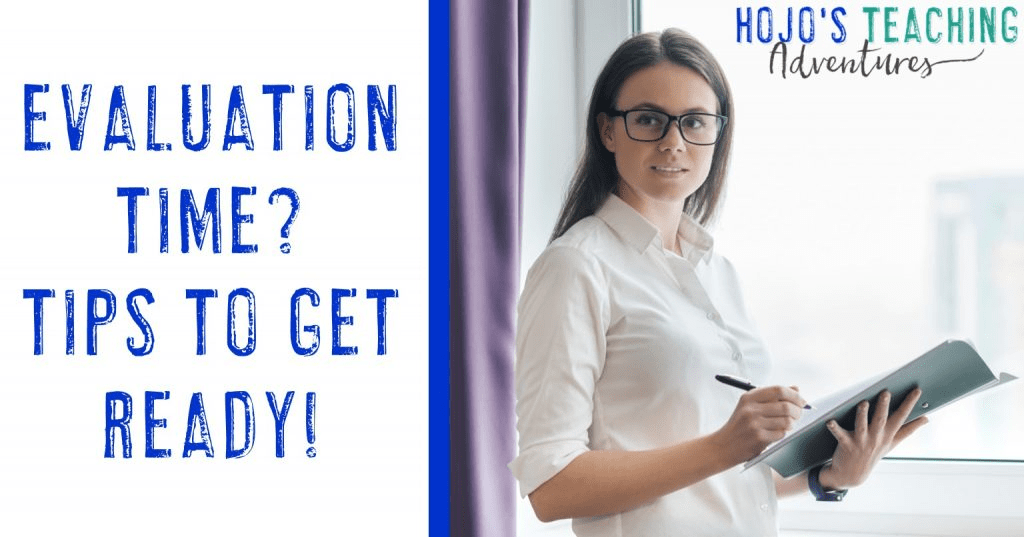 evaluation time? tips to get ready!