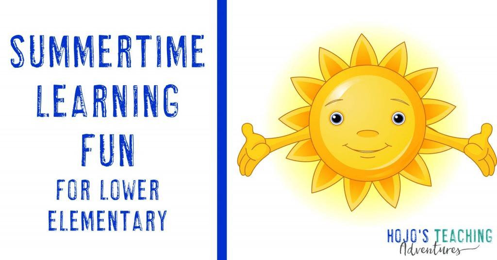 Lower Elementary Summertime Learning