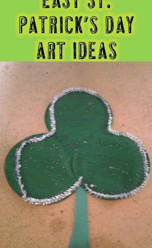 St. Patrick's Day Art Ideas