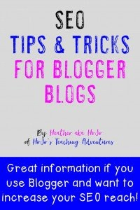 If you use Blogger, this 20 page ebook will help you increase your Search Engine Optimization (SEO) to help grow your business. Get started today!