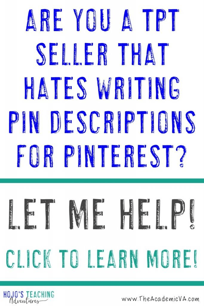 Click to learn how to get help writing your pin descriptions on Pinterest.