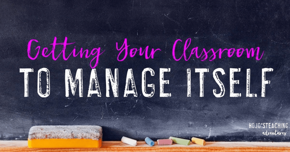 Getting your classroom to manage itself can be a challenge, but it doesn't have to be! Click through to see the tips to help your classroom run itself. These ideas will work with your Kindergarten, 1st, 2nd, 3rd, 4th, 5th, or 6th grade classroom.