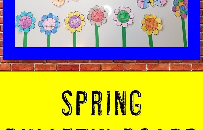 Spring Activities, Books, Bulletin Board Idea, & More