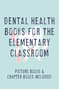 Picture and Chapter Books about TEETH