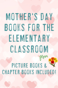 Book Ideas for Mother's Day - Picture Books & Chapter Books Included