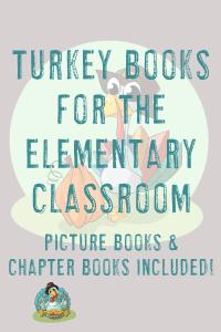 Thanksgiving Turkey Books