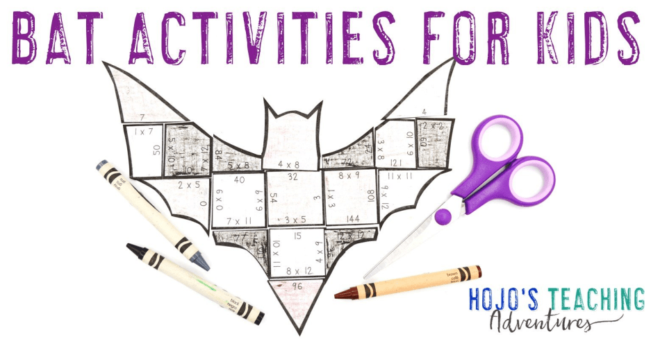Bat Activities for Kids