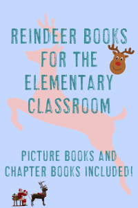 Reindeer books for kids