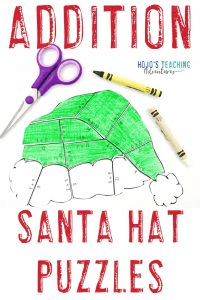 Grab your own santa hat addition games by clicking here!