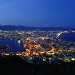 日本の魅力的な都市ランキング1位は?函館が3連覇!札幌や小樽は?