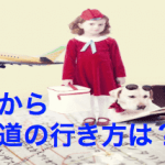 東京から北海道の行き方!最安は?飛行機の時間や値段は?車や新幹線は?