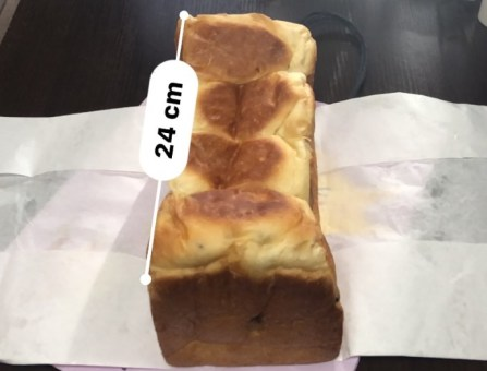 乃木坂な妻たちの食パン2斤分