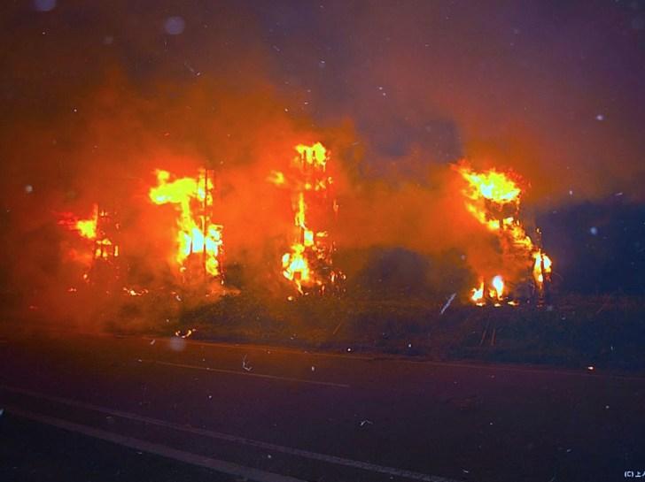 エゾ地の火まつり