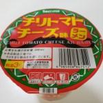 セイコーマートのチリトマトチーズ味ラーメン