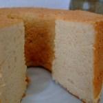六花亭のシフォンケーキは無添加なのにフワフワ