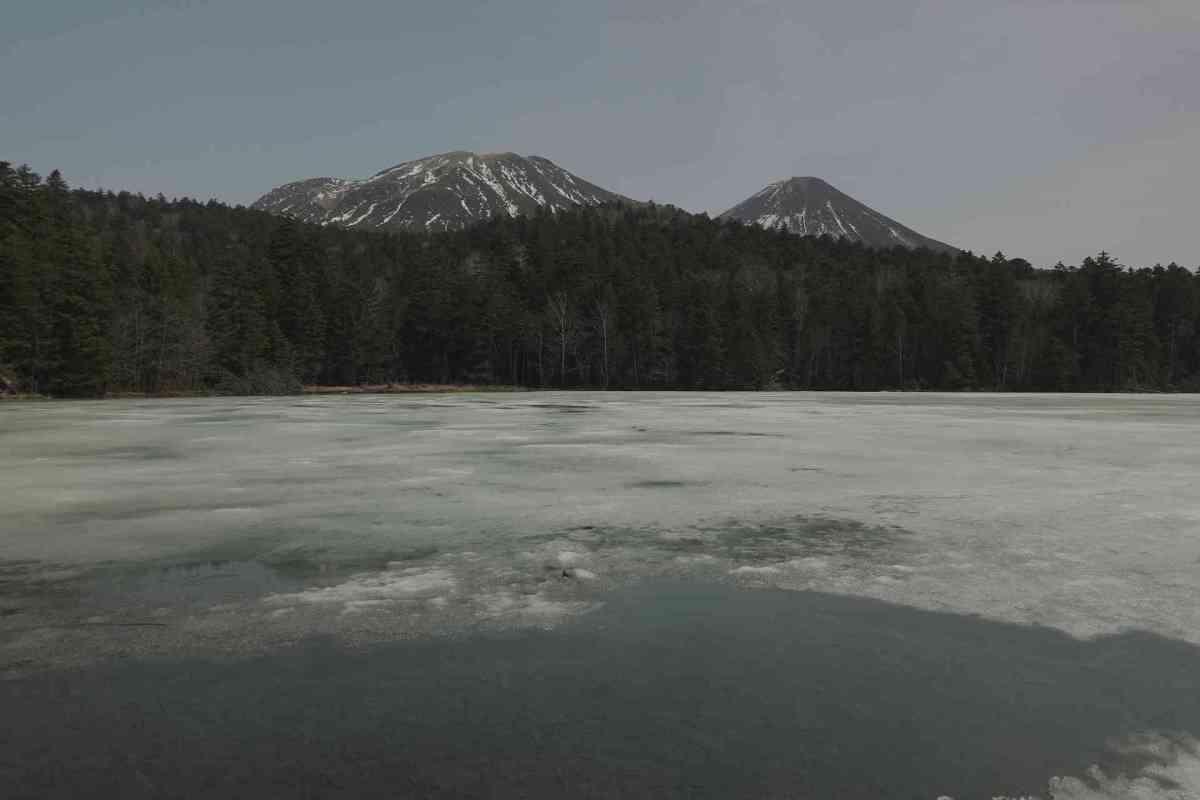 阿寒湖周辺、夏シーズン突入