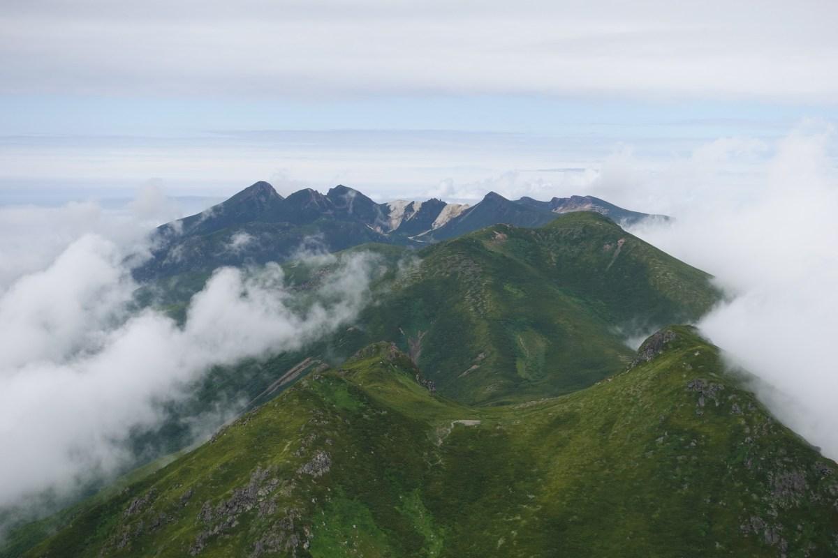 2020/7/28、30 羅臼岳・斜里岳登山ガイド