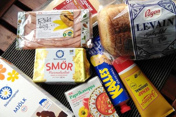 北欧に行ったらこの食材を買って帰るべし