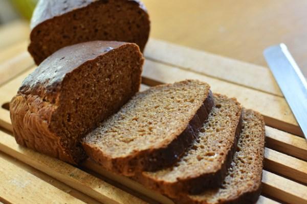牛乳パックで作るスウェーデンのクイックライ麦パン