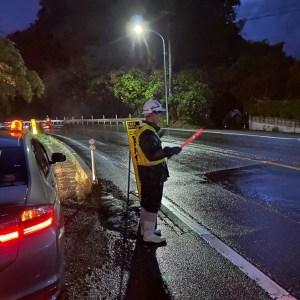 道路補修工事 北都建設