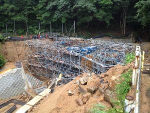 舞鶴災害復旧工事 北都建設