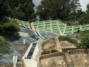 長江災害復旧工事 京都府宮津市 北都建設