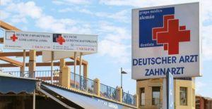 Ärzte & Kliniken findet man in jedem größeren Ort