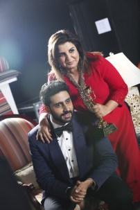 Farah Khan & Abhishek Bachchan