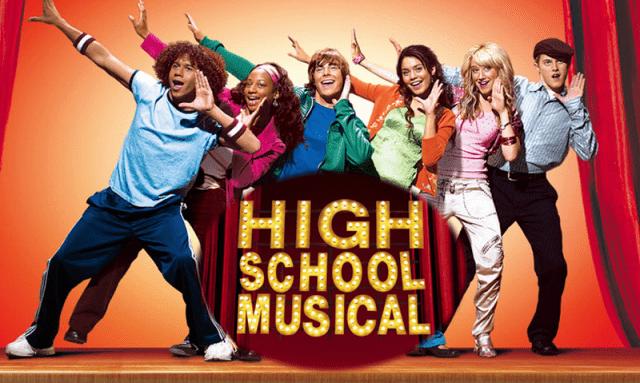 英文資源 high school musical