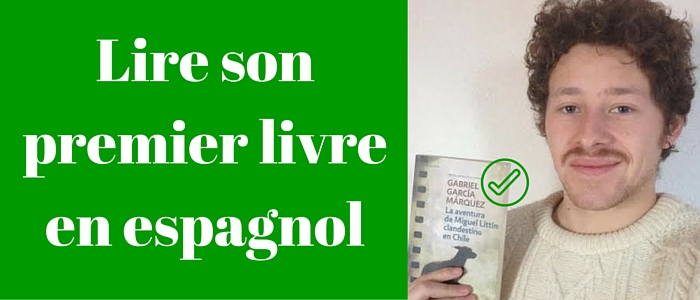 Lire son premier livre en espagnol