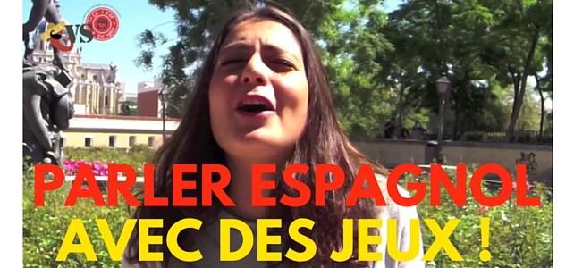 Parler espagnol avec des jeux