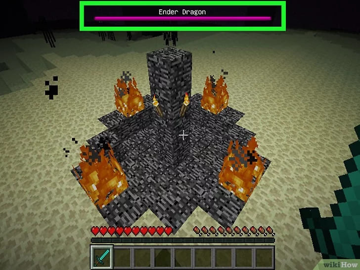 How to Hatch a Dragon Egg in Minecraft