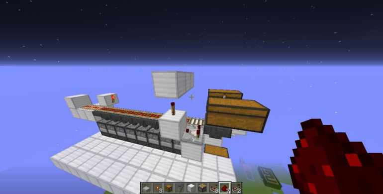 How to Make a Super Smelter in Minecraft