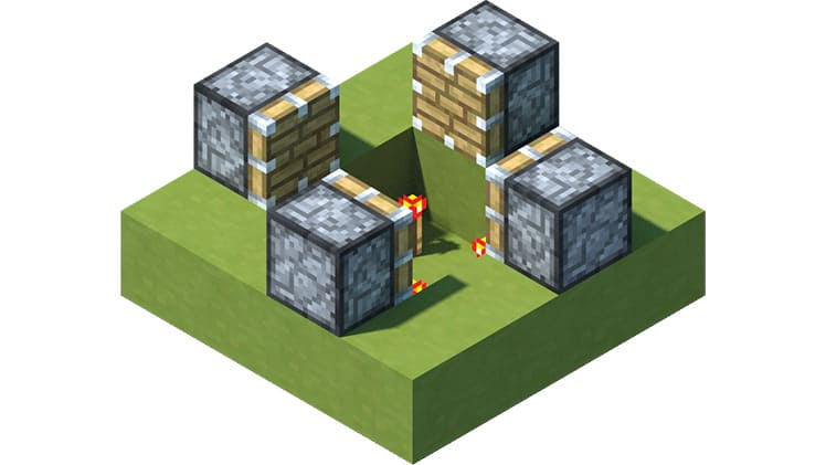 How to Make a Mob Farm in minecraft