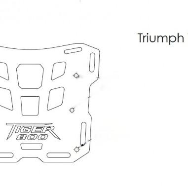podstawa pod top-case do Tiger 800