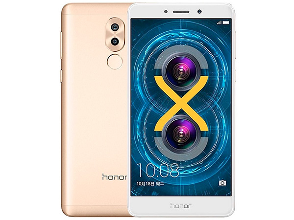 Honor 6X tiene una pantalla de 5.5 pulgadas y procesador de 8 núcleos. (Foto: Huawei)