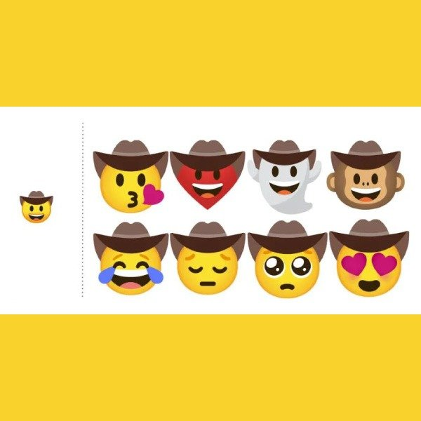 emojis mezcla