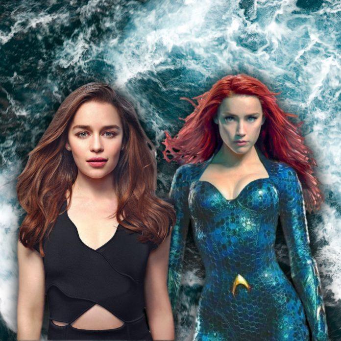 Emilia Clarke devient Mere dans 'Aquaman 2'