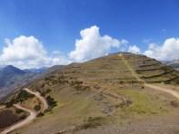 Ruinas Sondor - pre Inka
