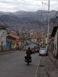 Cusco, wir kommen!