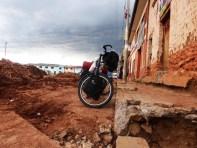 Tilali, an der Grenze zu Bolivien